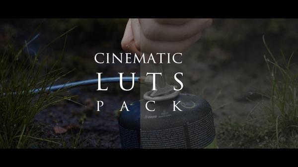 GH5/4 v Log Cinematic Luts Pack
