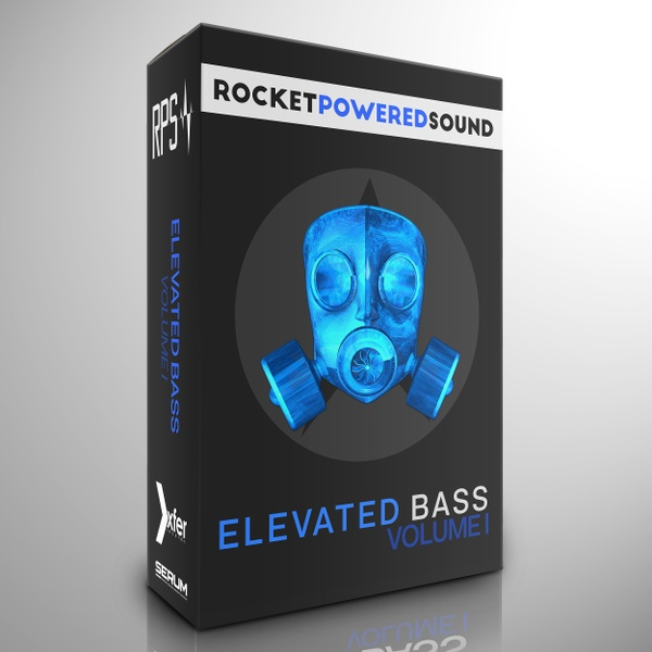 Elevated Bass for Serum Vol 1