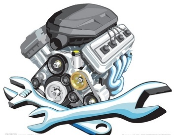Mercury Mercruiser Marine Engines Number 24 GMV-8 377 CID (6.2) Service Supplement Manual