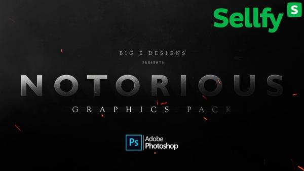 NOTORIOUS - Big E Official GFX Pack #3