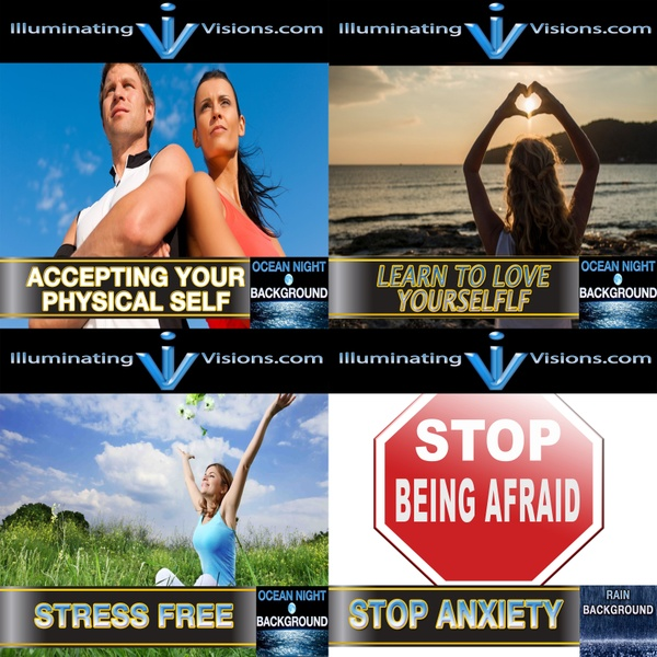 4 in 1 Health Pack  Subliminal Empowering MP3