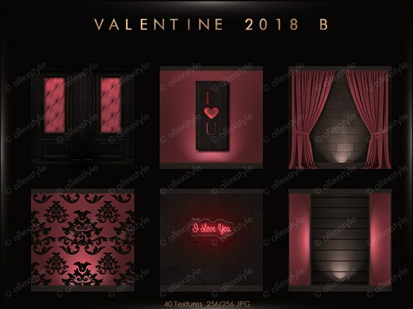 VALENTINE 2018 B