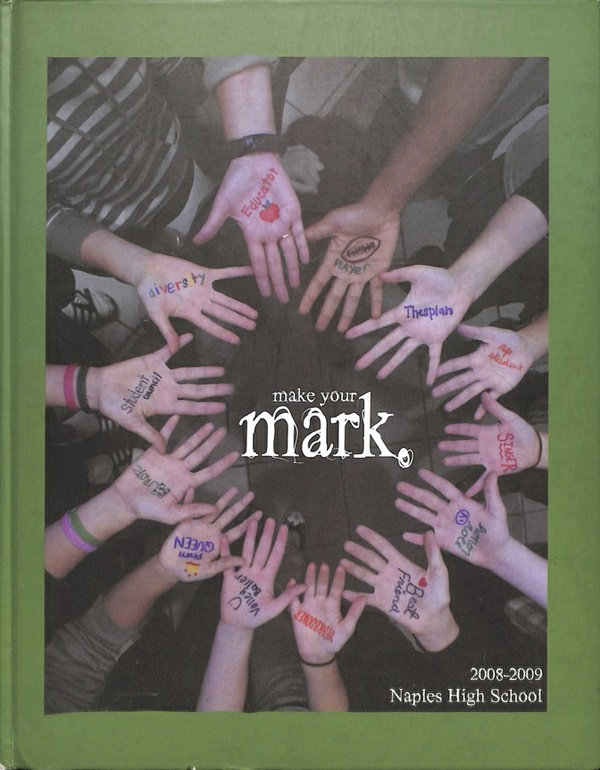 2009 Naples American High School (NAHS) Yearbook