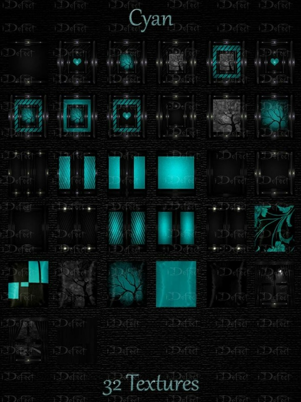 Cyan Textures Catty Only!!!