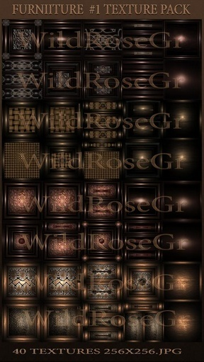 ~ FURNITURE DOORS #1 IMVU TEXTURE PACK ~