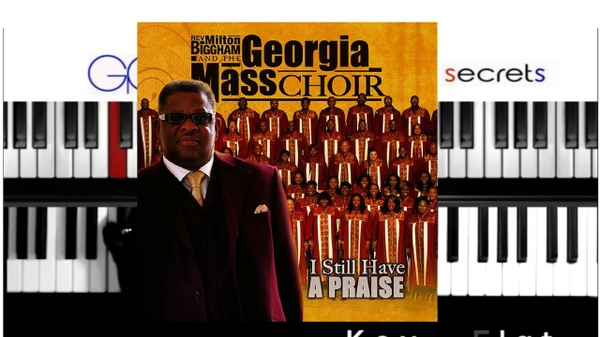 I Still Have a Praise Inside of Me by The Georgia Mass Choir (Easy Piano Tutorial)