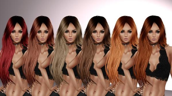 Hair Pack Brown