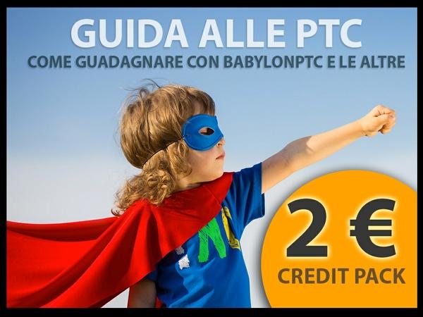 Babylonptc - 2 € di credito + e-book