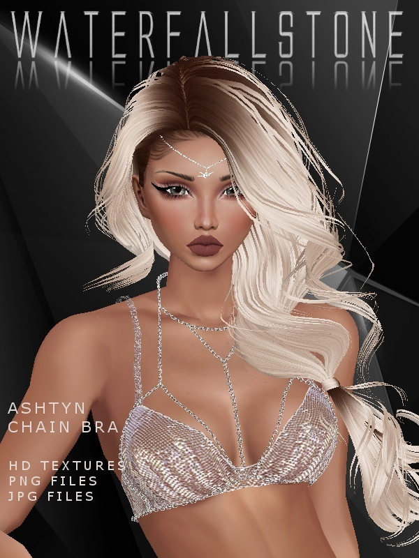 Ashtyn Chain Bra AP