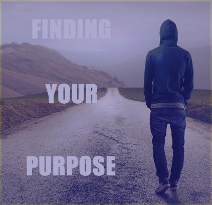 Finding your purpose- Teacher John