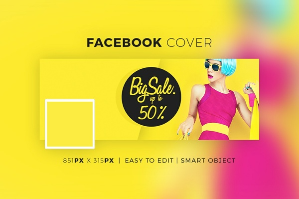 Facebook Fashion Cover Banner