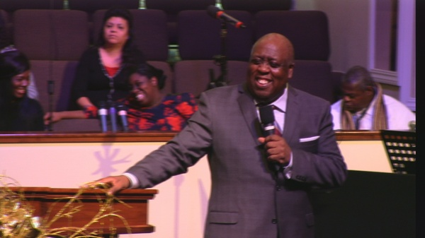 """Pastor Sam Emory 12-27-15am """"The Weapons of Our Warfare"""" MP4"""