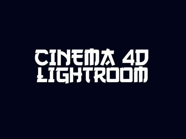Cinema 4D Lightroom [without Sun]