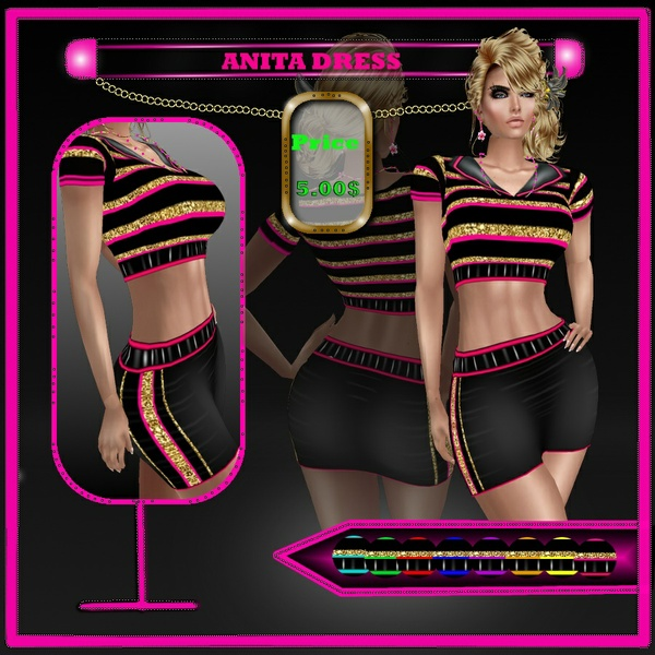 ANITA COMPLET TEXTURE HD