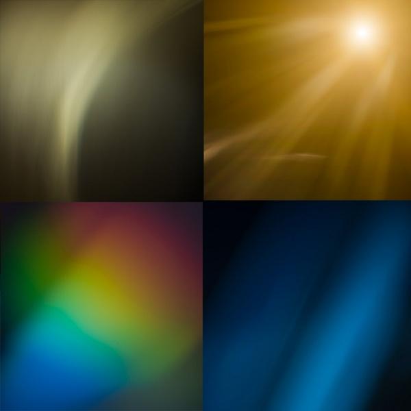 Light Leaks + Lens Flares