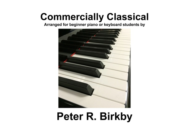 Commercially Classical for beginner piano