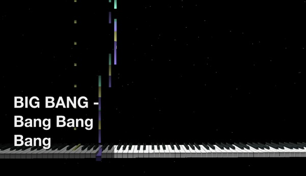 【MIDI Full Cover】 빅뱅 BIG BANG - 뱅뱅뱅 Bang Bang Bang   MIDI CUBE   Intrumental   Karaoke