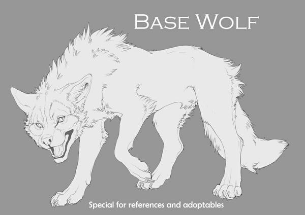 Base Wolf (Feral)