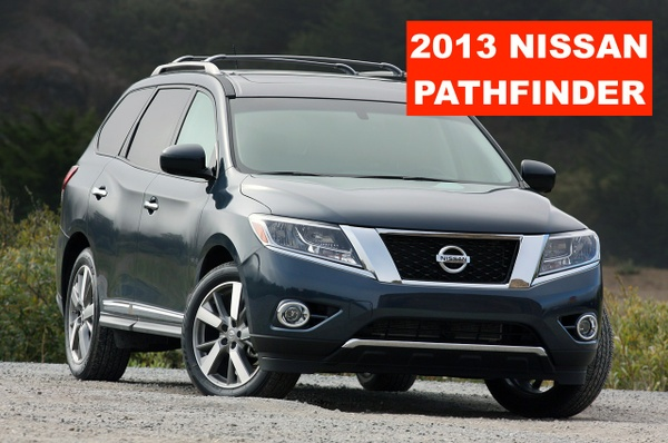 2013 Nissan Pathfinder-R52 Series, OEM Service Repair Manual PDF