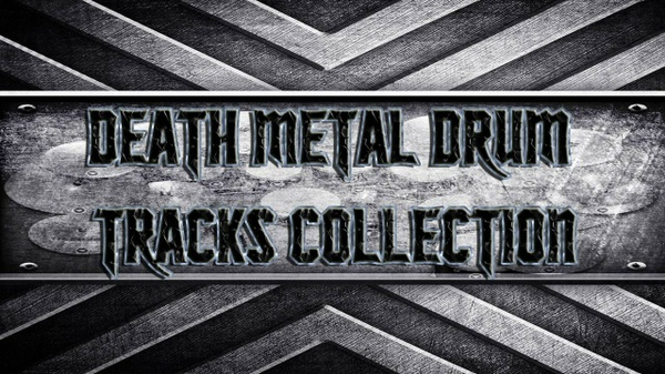 Death Metal Drum Tracks Collection