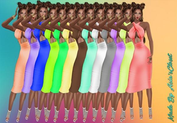 No. 512 Julie Dresses