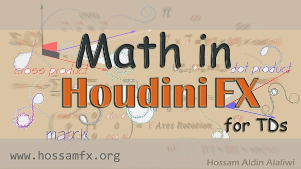 Math in Houdini FX