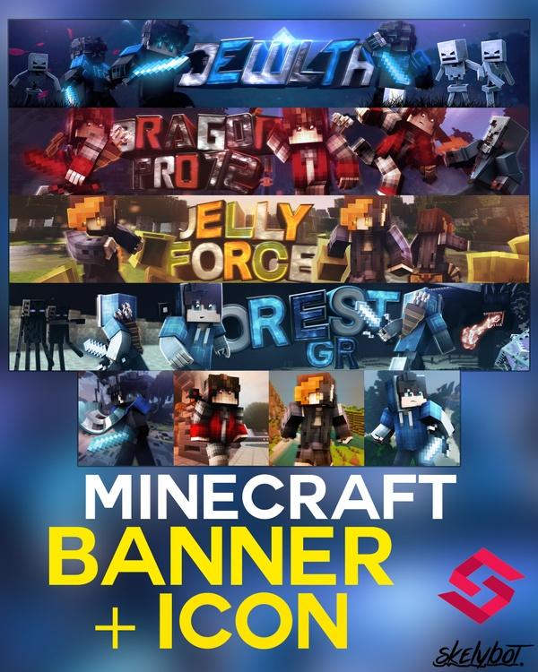 [Closed forever] Custom Banner + Icon!