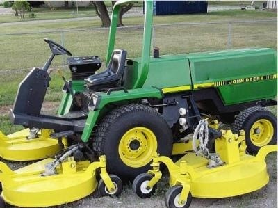 John Deere Professional Turf Mower 3325, 3365 Workshop Service Manual (tm1427)