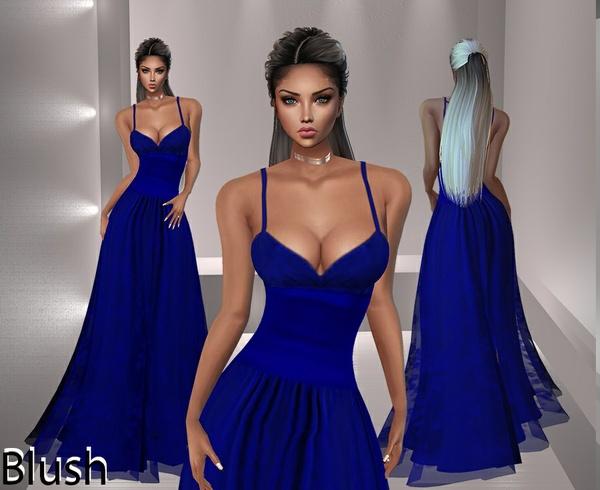 Blush Gown