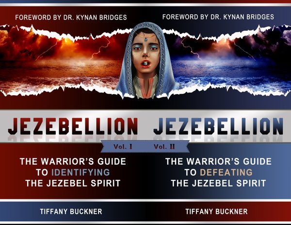 Jezebellion Series (Reviewer's Offer)