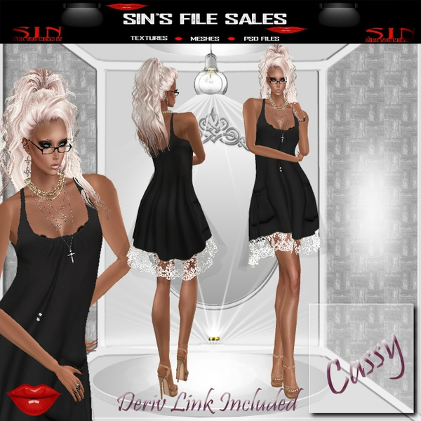 Cassy* Female Clothing