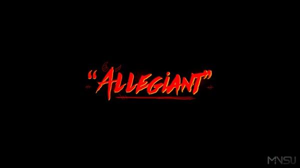 """""""Allegiant"""" by Minsu"""