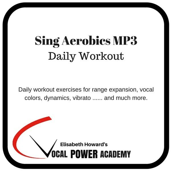 Sing Aerobics MP3