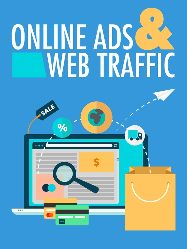 Online Ads and Web Traffic