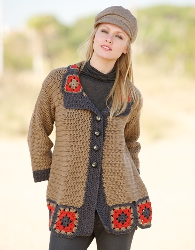 Black Cowichan Blanket Sweater