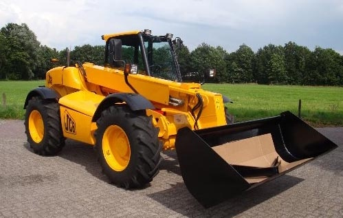 JCB 528-70 528S Telescopic Handler Service Repair Manual Download