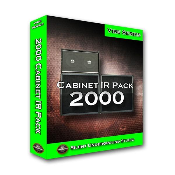"2000 ""Vibe Series"" Cab IR Pack (MULTI)"