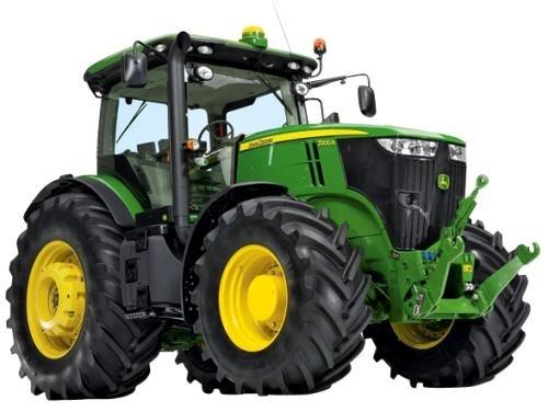 John Deere 7200R, 7215R, 7230R, 7260R, 7280R Tractors Service Repair Manual (TM110119)