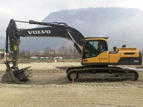 VOLVO EC300D L (EC300DL) EXCAVATOR SERVICE REPAIR MANUAL - DOWNLOAD