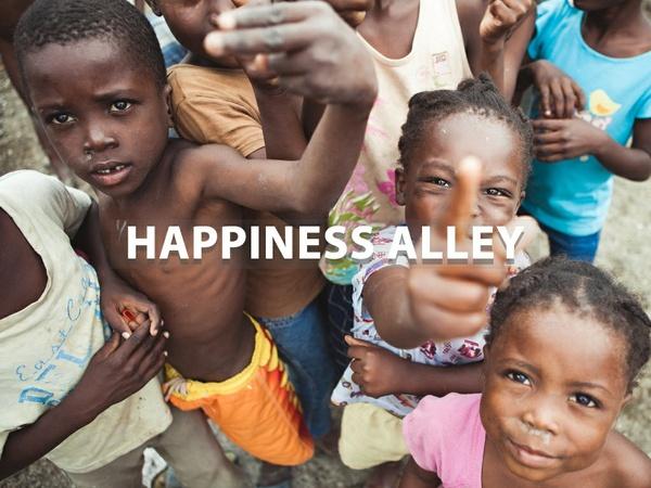 """""""Happiness Alley"""" - Lightroom Preset"""