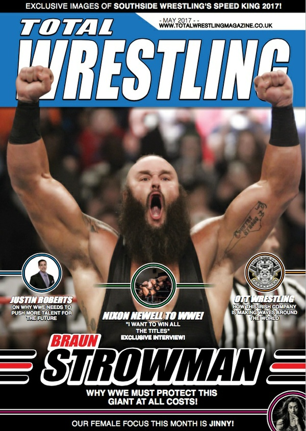Total Wrestling Magazine May 2017