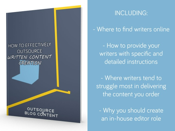 How to Effectively Outsource Content Creation