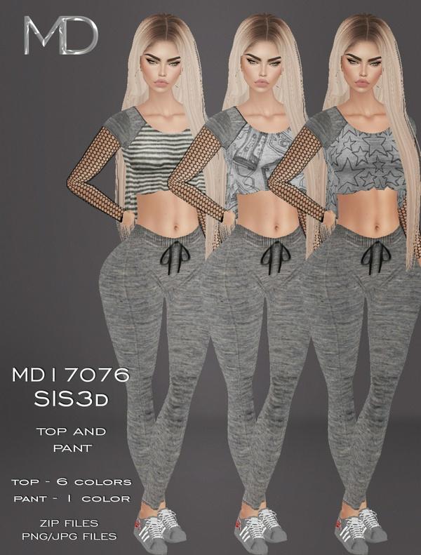 MD17076 - Sis3D