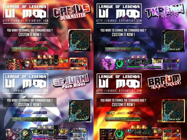 League of Legends UI Mod - #2