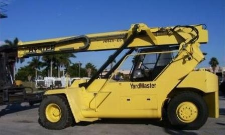 Hyster Diesel Container Handler A228 Series: HR45-EC, HR48-EC Spare Parts List