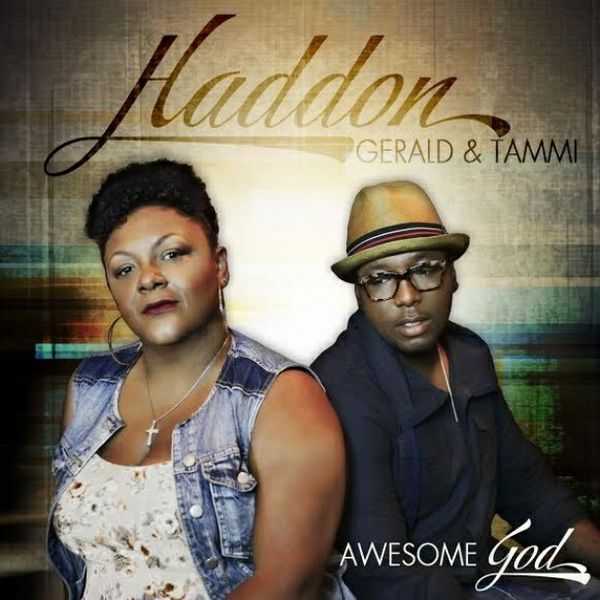 AWESOME GOD By Gerald and Tammi Haddon - Piano Tutorial