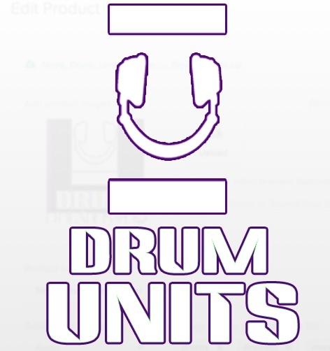 Nova Drum Unit Sampler - Sound Kit