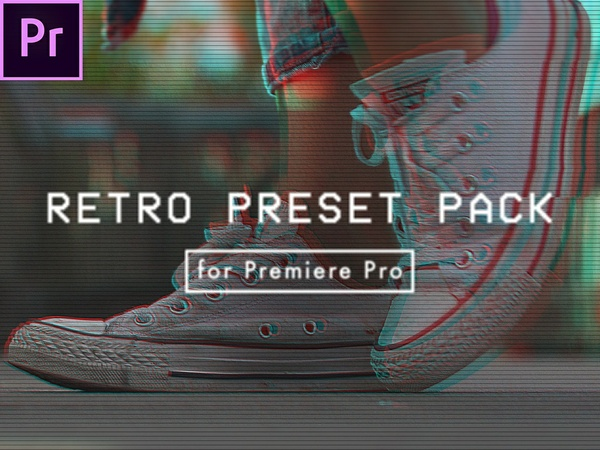 Retro Preset Pack