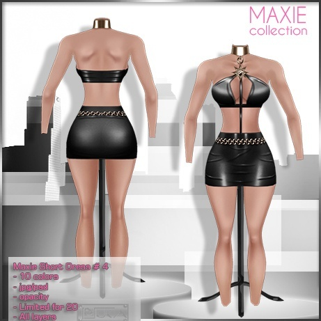 2014 Maxie Short Dress # 4