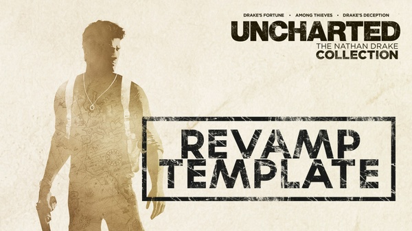 Uncharted - The Nathan Drake Collection Revamp Pack